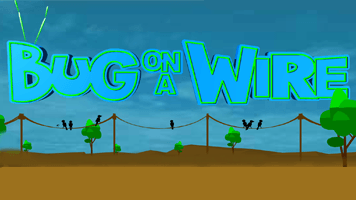 Bug On A Wire Free Online Games at PrimaryGames
