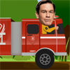 Playing With Fire: Fire Station Racin' Game