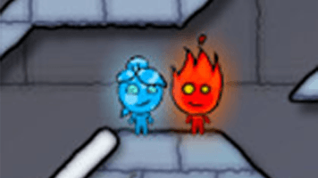 Fireboy and Watergirl 3 The Ice Temple Free Online