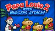 Papa Louie 2: When Burgers Attack!