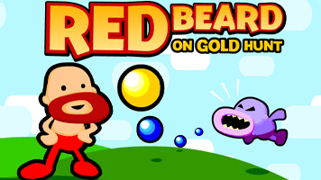 red beard 2 player game