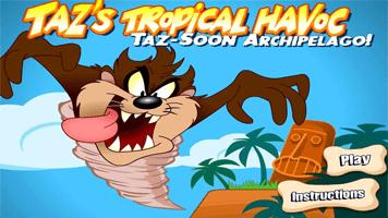 Taz's Tropical Havoc