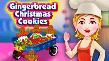 Hazel and Mom's Recipes: Gingerbread Christmas Cookies