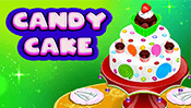 Hazel and Mom's Recipes: Candy Cake