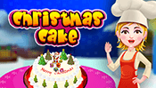 Hazel and Mom's Recipes: Christmas Cake