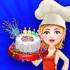 Hazel and Mom's Recipes: New Year Confetti Cake