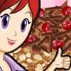 Chocolate Cake: Sara's Cooking Class