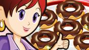 Donuts: Sara's Cooking Class