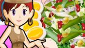 Green Bean Salad: Sara's Cooking Class