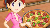 Pizza Tricolore: Sara's Cooking Class