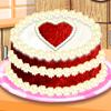 Red Velvet Cake: Sara's Cooking Class