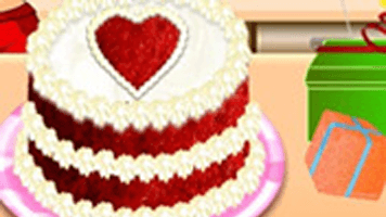 Red Velvet Cake Saras Cooking Class Free Online Games