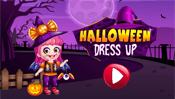 Baby Hazel Halloween Dress Up