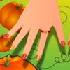 Sarah's Fall Nail Art