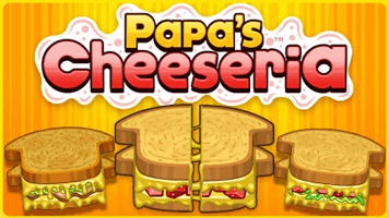 Papa's Cheeseria • Free Online Games at PrimaryGames