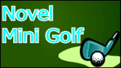 Novel Mini Golf