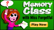 Memory Class with Miss Forgetful
