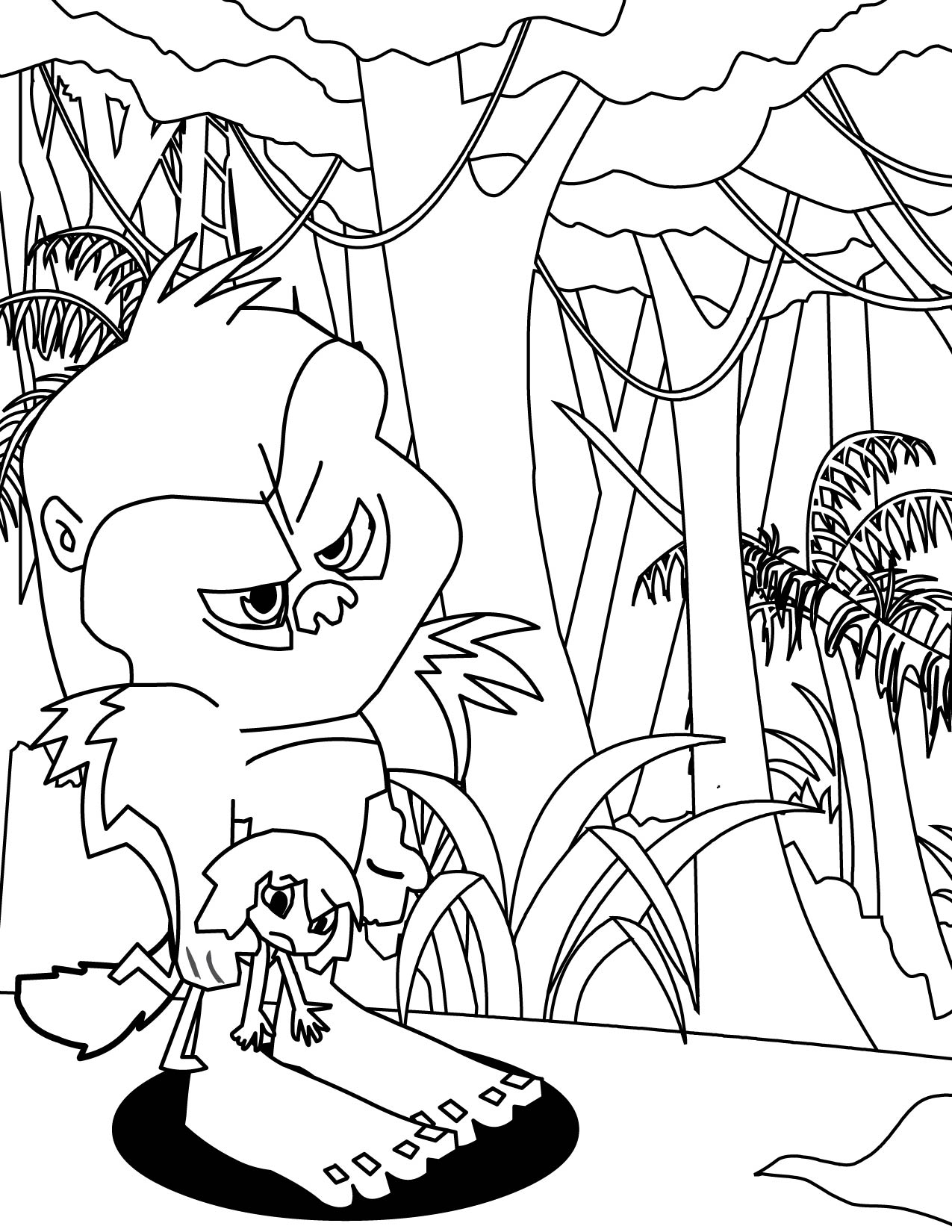 primary games coloring pages - photo#3