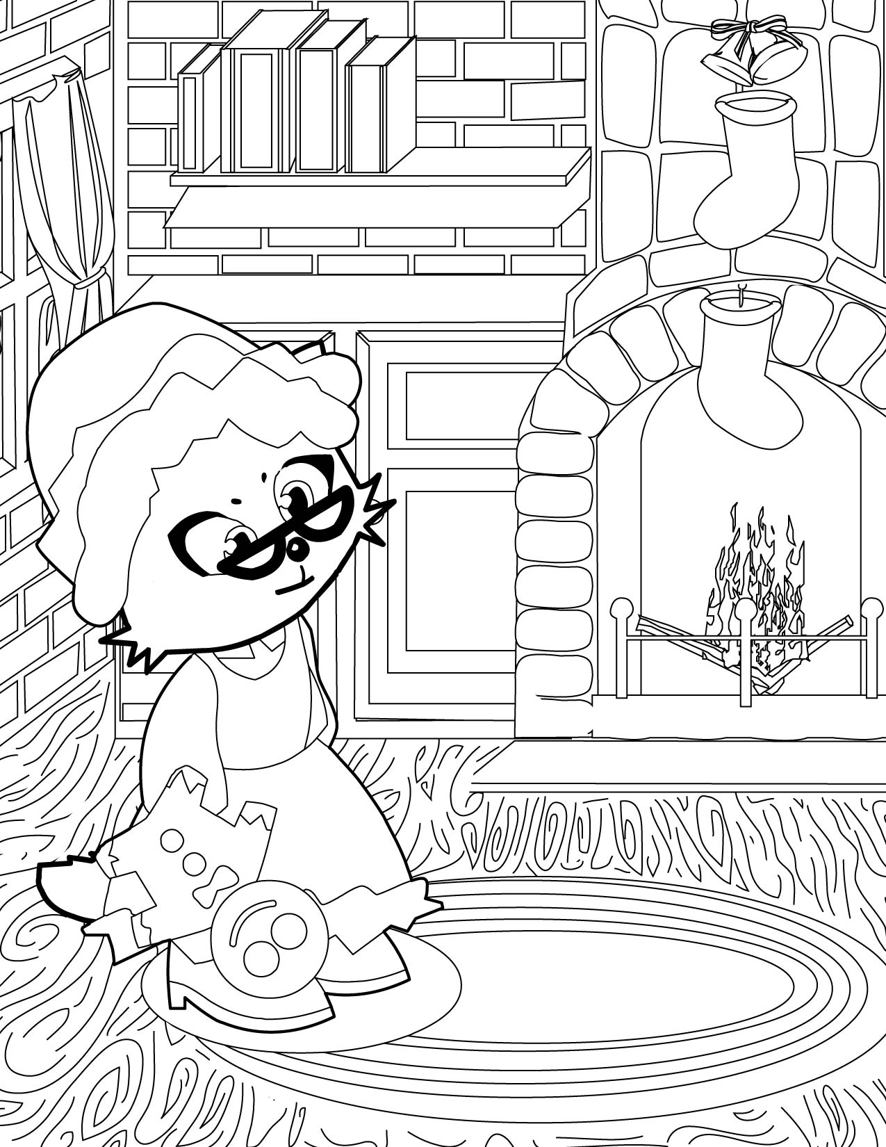 Virtual Coloring Pages For Adults : Handipoints coloring pages primarygames