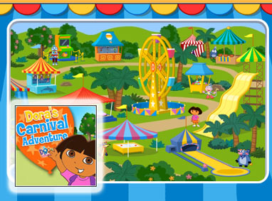 dora adventure games to play free online