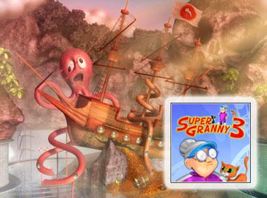 Super Granny - Games | Play Games Online | WildTangent Games