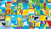 Back To School Swap Puzzle