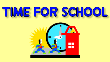 Time For School Free Online Games At Primarygames