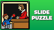 Back To School Slide Puzzle