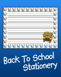 Back To School Stationery