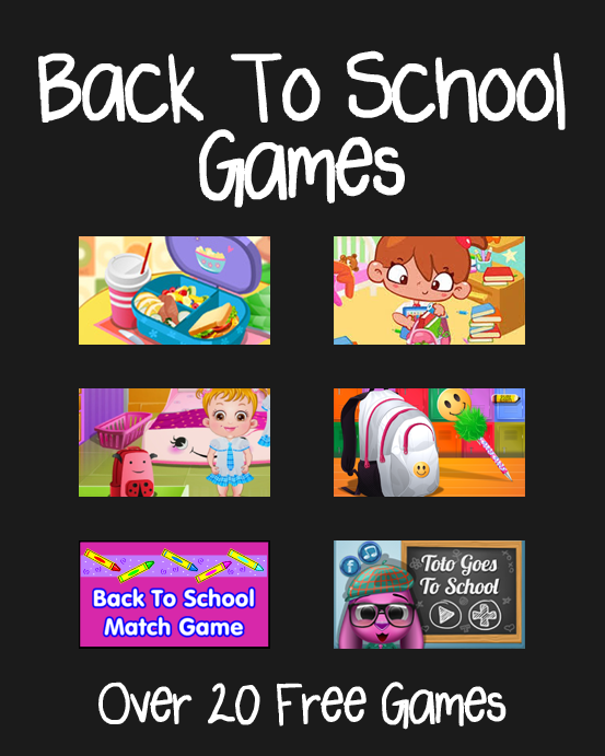 Back To School Games Free Online Games At Primarygames