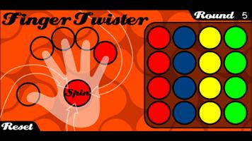 Finger Twister Free Online Games At Primarygames