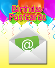 Happy Birthday Postcards