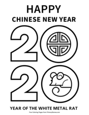 chinese new year coloring pages free printable pdf from primarygames chinese new year coloring pages free