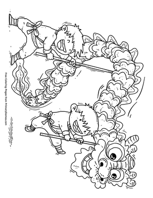 free new years coloring pages printable   400x309