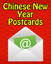 Chinese New Year Postcards