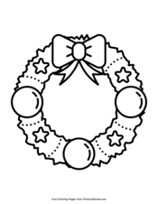Christmas Coloring Pages Free Printable Pdf From