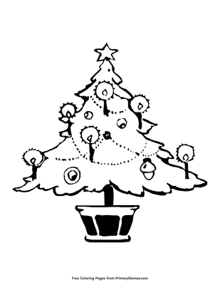 photograph about Printable Christmas Tree Coloring Pages called Xmas Tree Coloring Web site Printable Xmas Coloring