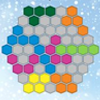 Christmas Hex Puzzle