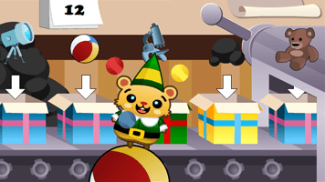 present pileup primarygames play free online games