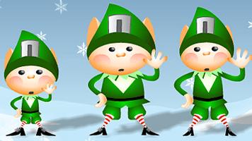 Santa S Quiz Free Online Games At Primarygames