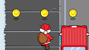 Santa Winter Rush