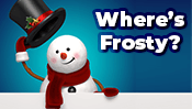 Where's Frosty?