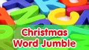 Christmas Word Jumble