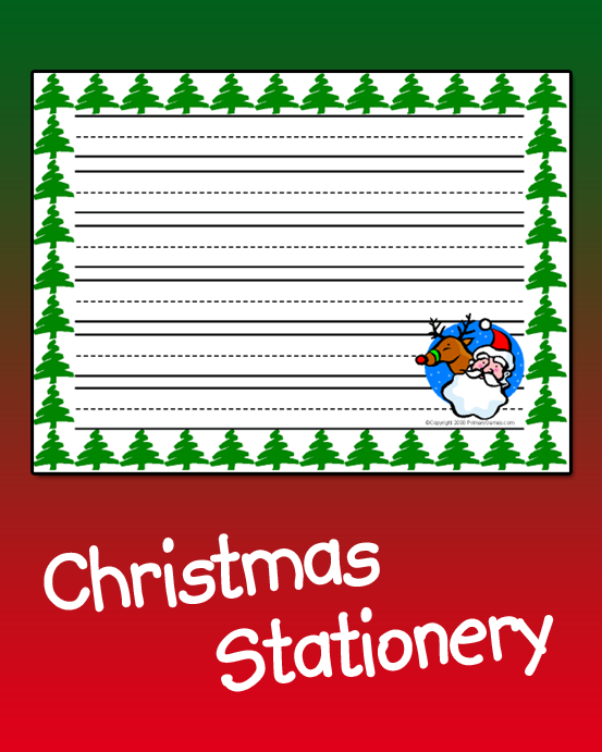 christmas stationery primarygames play free online games