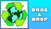 Earth Day Drag & Drop Puzzle