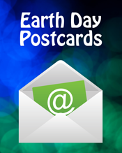 Earth Day Postcards