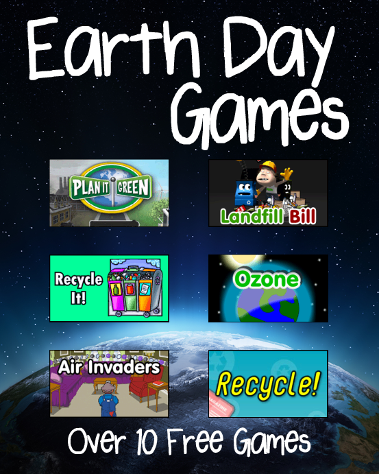 Earth Day Games Free Online Games at PrimaryGames