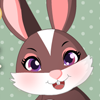 Cute Easter Bunny Dress Up