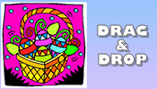 Easter Drag & Drop Puzzle