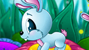 Easter Bunny Egg Collector